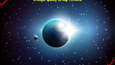 Dünya Güneş ve Ay ile İlgili Sorular ve Cevapları